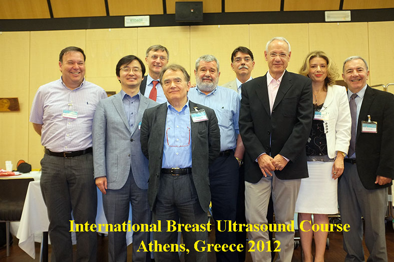Athens 2012 Faculty