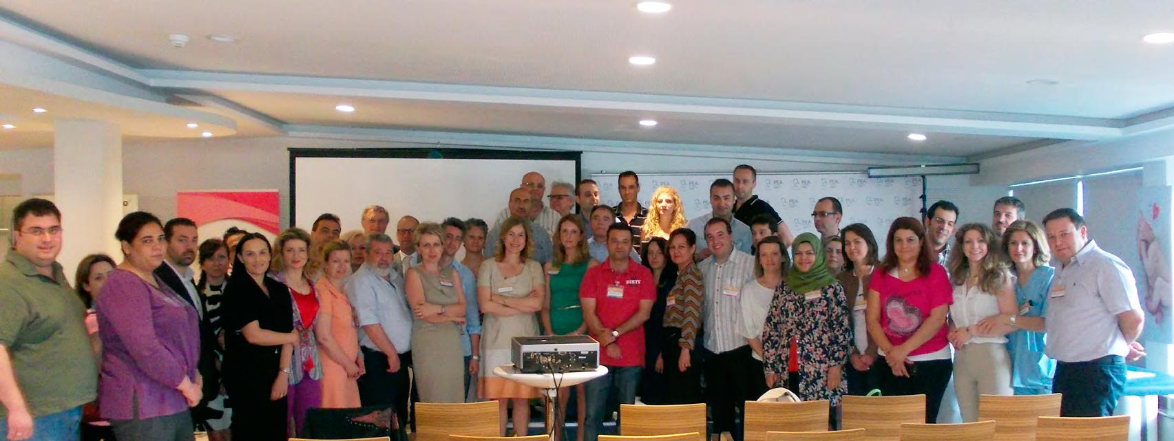 Athens-2013-participants