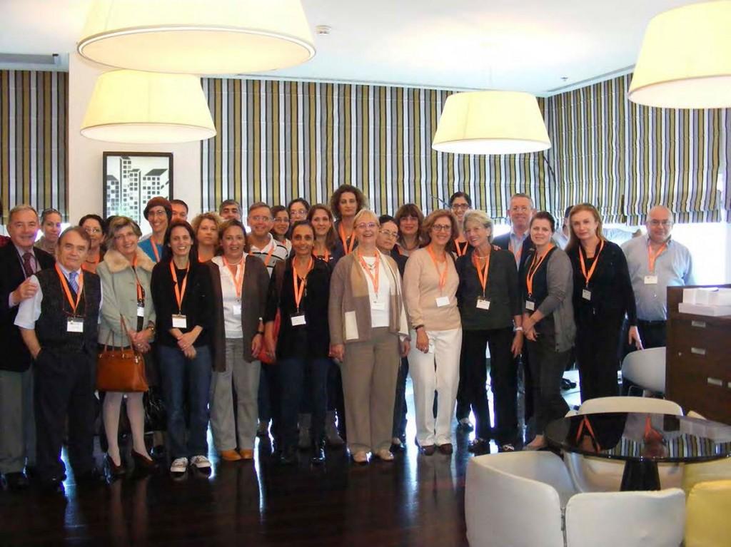 Israel 2012 Participants