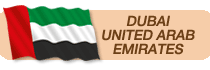 UAE flag - Dubai