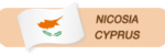 Flag of Nicosia Cyprus